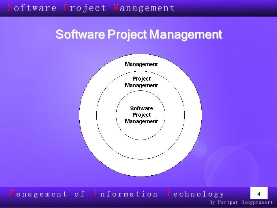 15 ปัจจัยด้านกระบวนการ มีกระบวนการที่ชัดเจน กระบวนการที่รองรับทั้งด้านการจัดการและด้านเทคนิค การพัฒนากระบวนการอย่างต่อเนื่อง มีการประกันคุณภาพและบริหารความเสี่ยง การวางแผนขั้นตอนในกระบวนการพัฒนา ความเอาใจใส่และไม่ละเลยแต่ละขั้นตอน ยึดความต้องการของลูกค้าเป็นที่ตั้ง หลีกเลี่ยงกระบวนการที่ซ้ำซ้อน