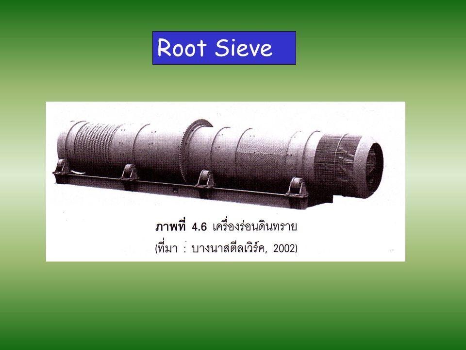 Root Sieve