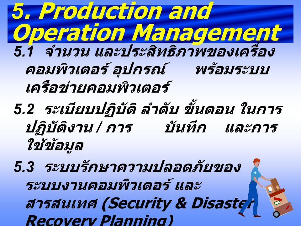 4. Managing System Development (SDLC/ SSADM) 4.1SYSTEM ANALYSIS AND DESIGN การ วิเคราะห์ และออกแบบ ระบบ 4.2SYSTEM DEVELOPMENT การพัฒนาระบบ 4.3PROGRAMM