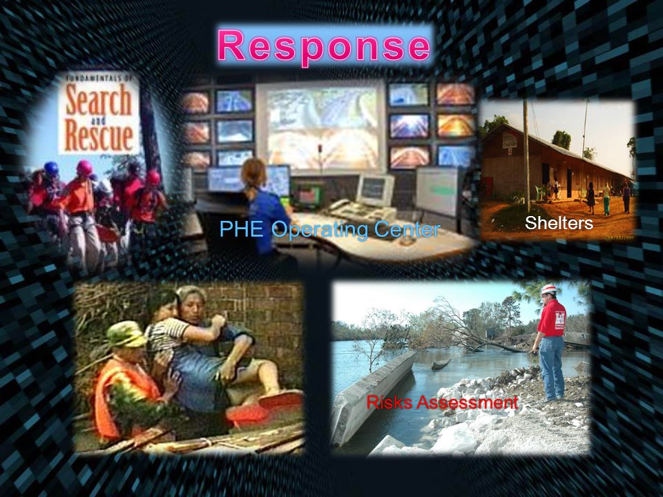 PHE Operating Center Risks Assessment Shelters