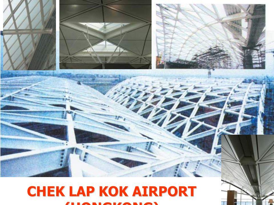 CHEK LAP KOK AIRPORT (HONGKONG)