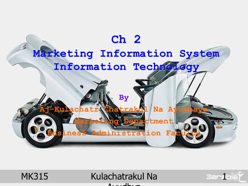 MK315Kulachatrakul Na Ayudhya 12 Information Technology : IT Transmission Channel : Wire Communication –Twisted-pair wire –Coaxial cable –Unshield twisted pair ;UTP –Fiber-optic cable Wireless Communication –Microwave –Satellite –Cellular telephone –Bluetooth –Wireless LAN
