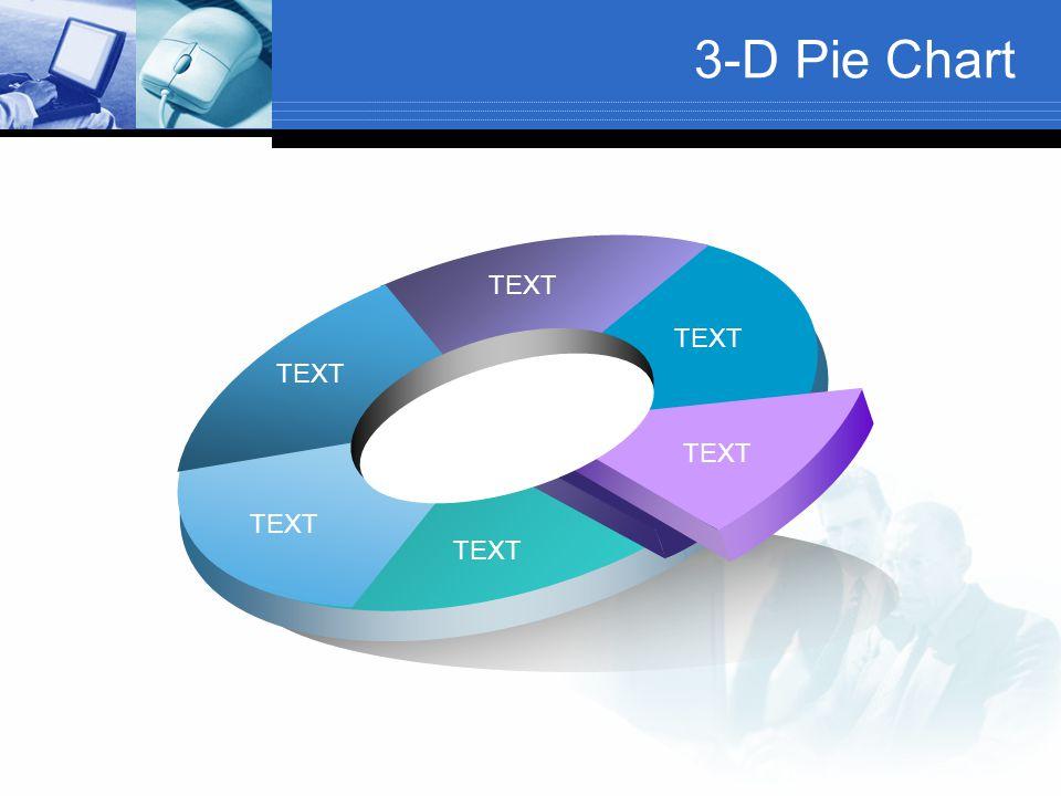 3-D Pie Chart TEXT