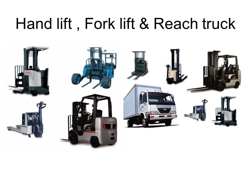 1.3 Conveyer ใช้ประโยชน์เพื่อการลำเลียงสินค้าในแนวราบแทน การใช้ Truck หรือ Fork Lift มีทั้งแบบสายพานผ้าใบ ยาง และสายพานลูกกลิ้ง (Roller)