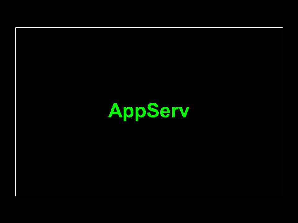 AppServ