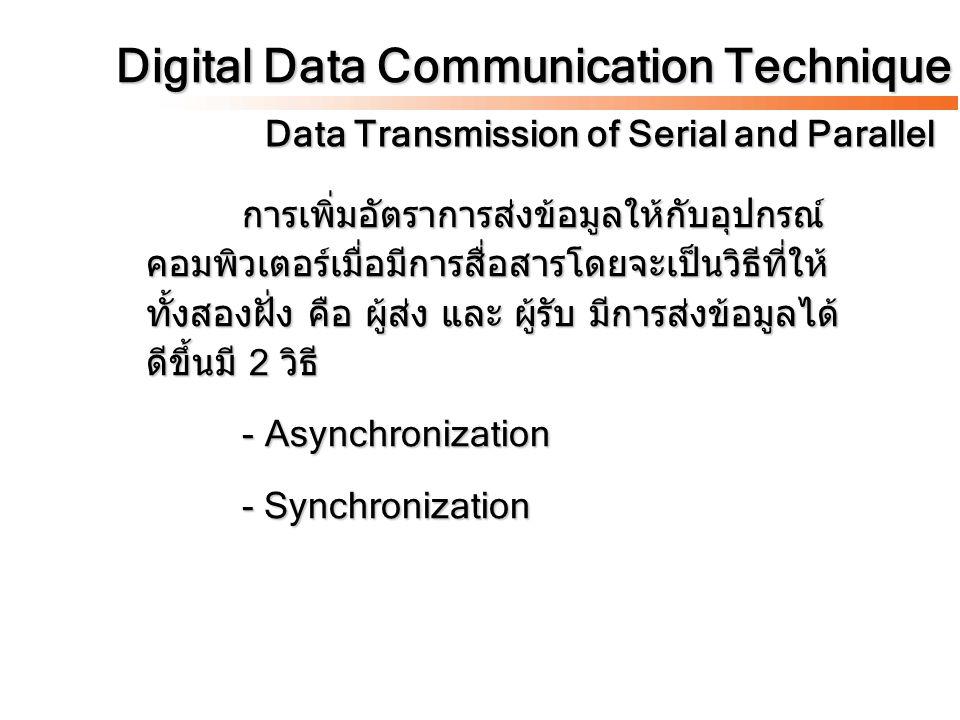 การเพิ่มอัตราการส่งข้อมูลให้กับอุปกรณ์ คอมพิวเตอร์เมื่อมีการสื่อสารโดยจะเป็นวิธีที่ให้ ทั้งสองฝั่ง คือ ผู้ส่ง และ ผู้รับ มีการส่งข้อมูลได้ ดีขึ้นมี 2