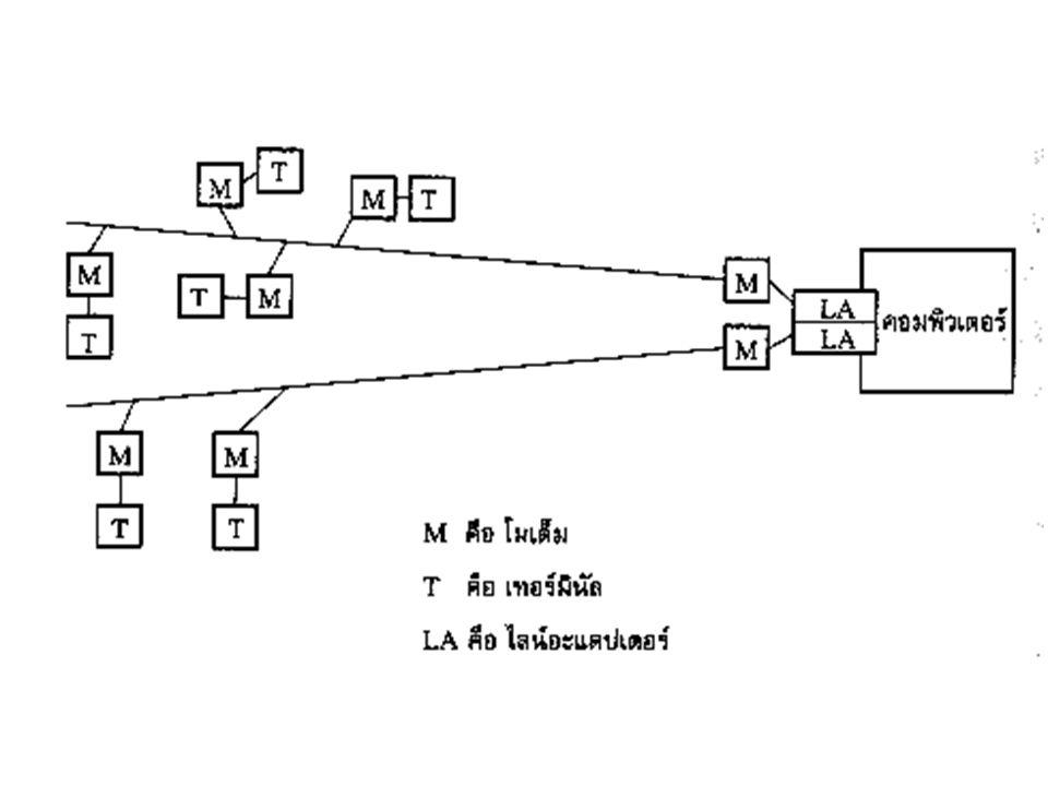 -Multidrop Lines (Dynamic Allocation) 1.