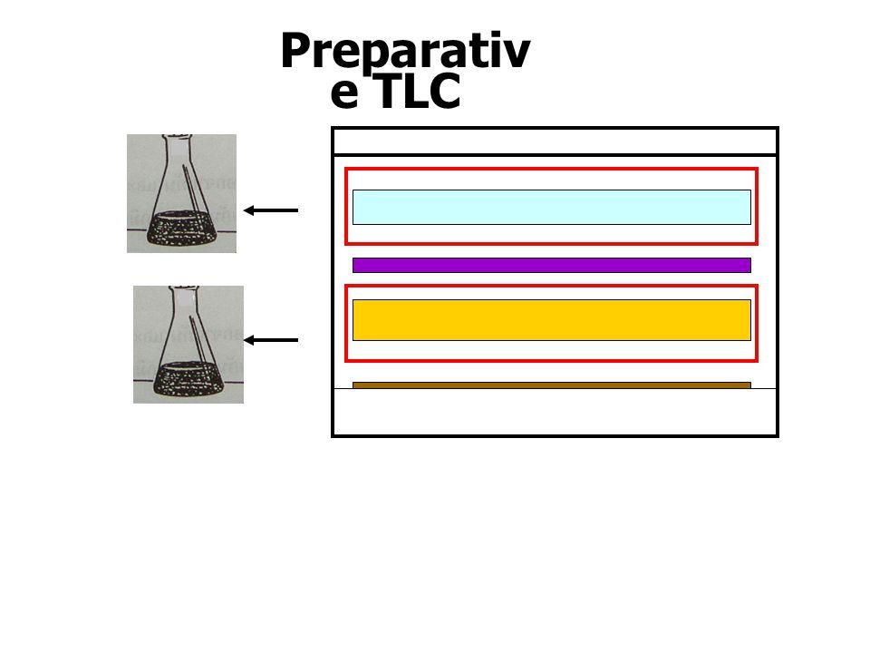 Preparativ e TLC