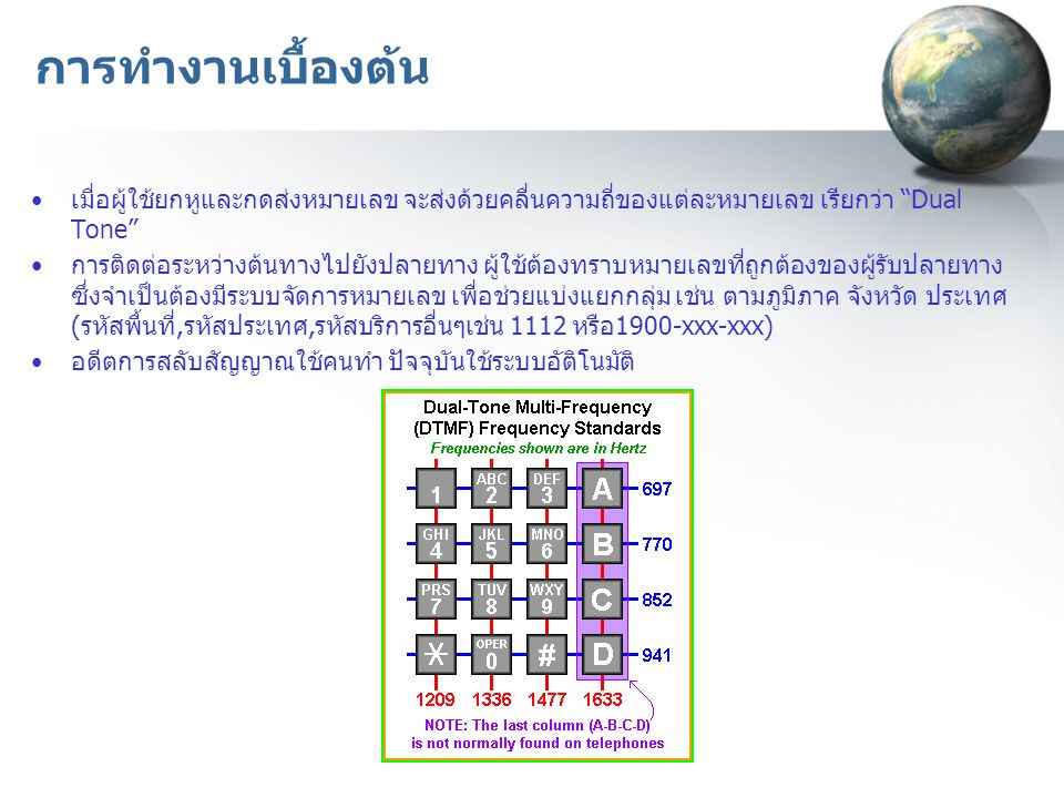 X.25 Layers เทียบได้กับ 3 ชั้นล่างของ OSI และของ TCP/IP LayerDescriptionX.25TCP/IP equivalence 1Physical Layer V.24V.24, X.21, V.3 5, etcX.21V.3 5 Same as X.25, and others not normally used by X.25 (too many to mention) 2Data Link LayerLAPB Many, such as PPP, SLIP, Cisco HDLC, etc and even X.25 itself!X.25 itself 3Network LayerX.25 PLPIP 4Transport Layer(none)TCP or UDP