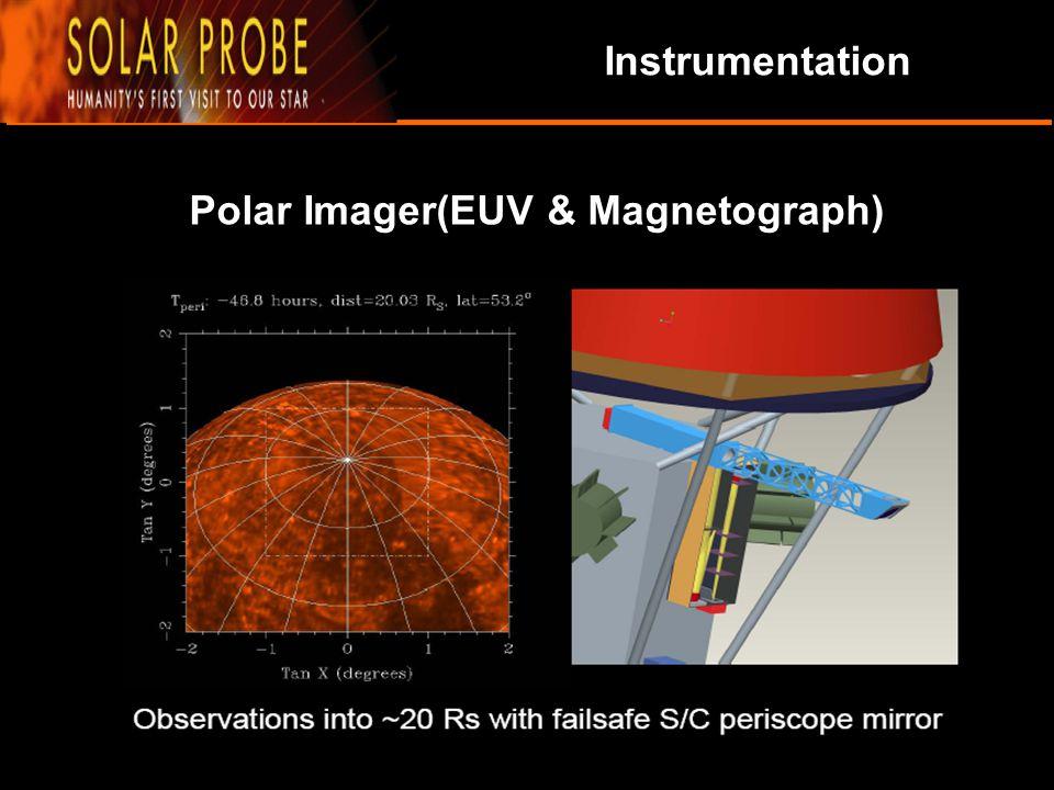 Instrumentation Polar Imager(EUV & Magnetograph)