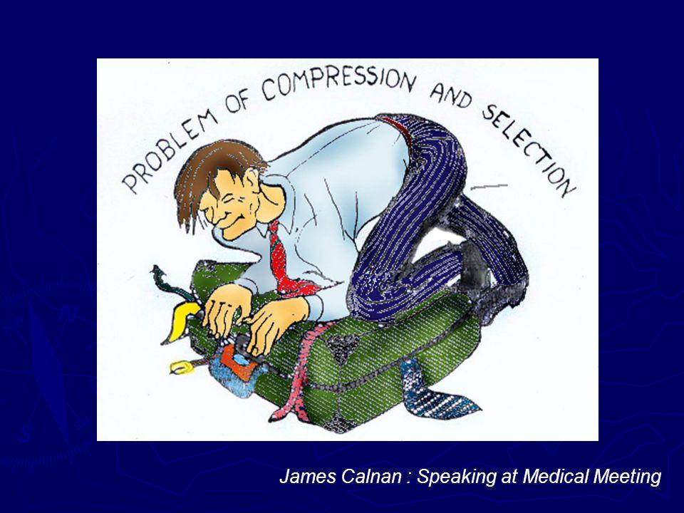 James Calnan : Speaking at Medical Meeting