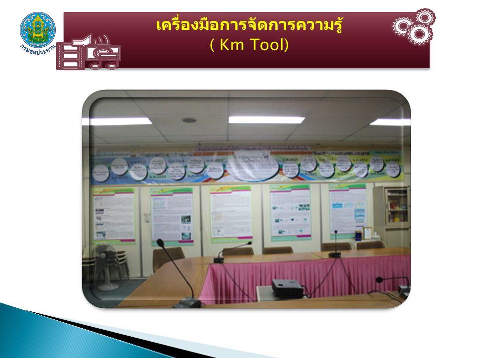 เครื่องมือการจัดการความรู้ ( Km Tool) เครื่องมือการจัดการความรู้ ( Km Tool)