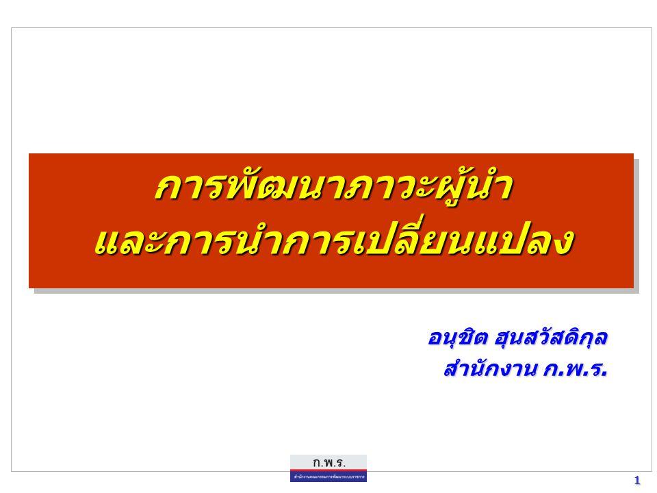 32 32 เกณฑ์การคัดเลือกเพื่อรับรางวัลคุณภาพแห่งชาติ (Public Sector Thailand Quality Award) โครงร่างองค์กร สภาพแวดล้อม ความสัมพันธ์ และความท้าทาย 1.