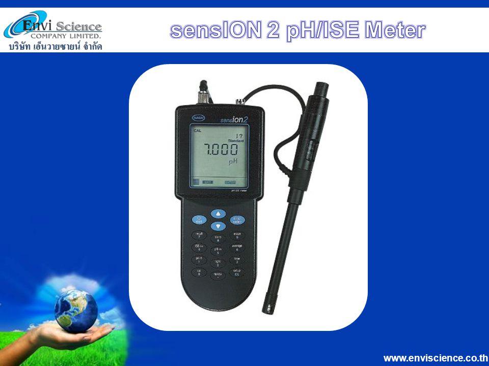 www.enviscience.co.th ทำอย่างไร .หาก Slope ที่ได้ หลังจากการ Calibration หัววัด pH 1.