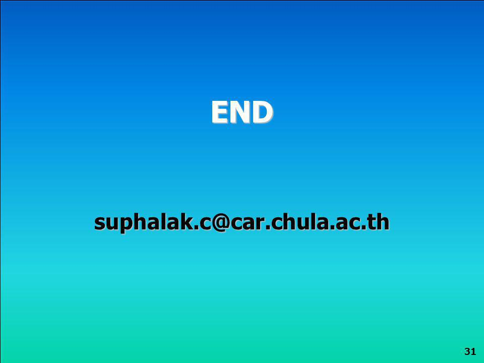 31 END suphalak.c@car.chula.ac.th