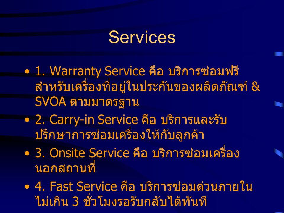 Services 1.