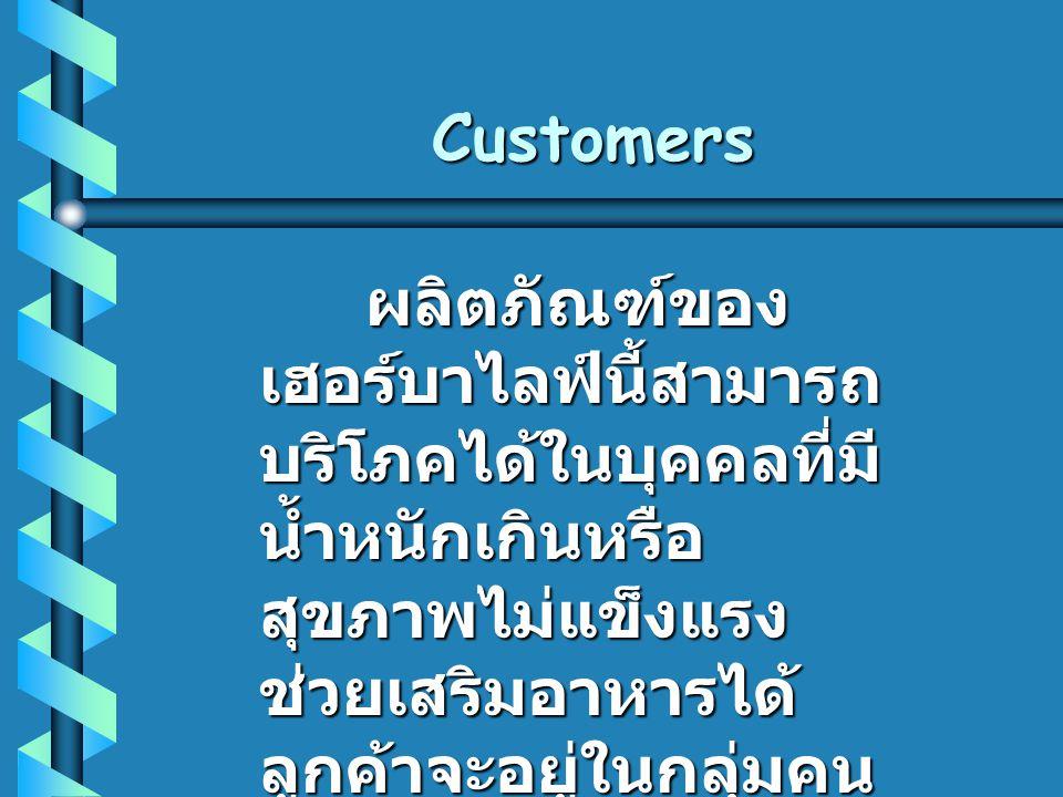 Services for buy goods  การชำระเงิน โดยใช้แคชเชียร์เช็ค เช็ค ธนาคาร เช็คส่วนตัว ธนาณัติ บัตรเครดิต  การใช้เช็ค  การโอนเงินเข้าบัญชี ผู้จำหน่ายสามารถ ชำระเงินค่าผลิตภัณฑ์ที่สั่งซื้อจากเฮอร์ บาไลฟ์โดยวิธีโอนเงินเข้าบัญชีธนาคาร โดยตรง  การจัดส่งผลิตภัณฑ์ ผู้สั่งซื้อผลิตภัณฑ์จะ ได้รับของในเวลาไม่เกิน 1 - 2 วัน ในกรณีที่ สั่งซื้อทางไปรษณีย์