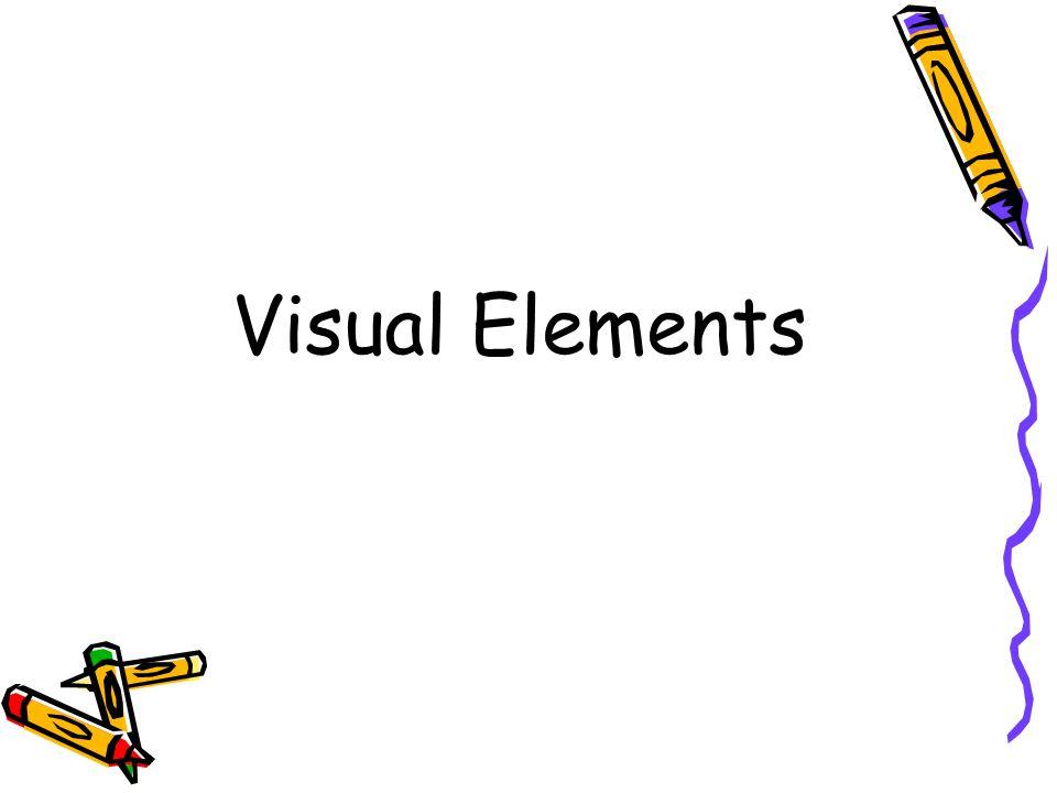 Visual Elements