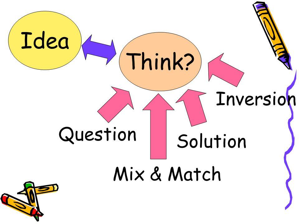 เกณฑ์ความคิด 1.คิดแบบค้นพบ (Discovery) 2. คิดเชิงนวัตกรรม (Innovation) 3.