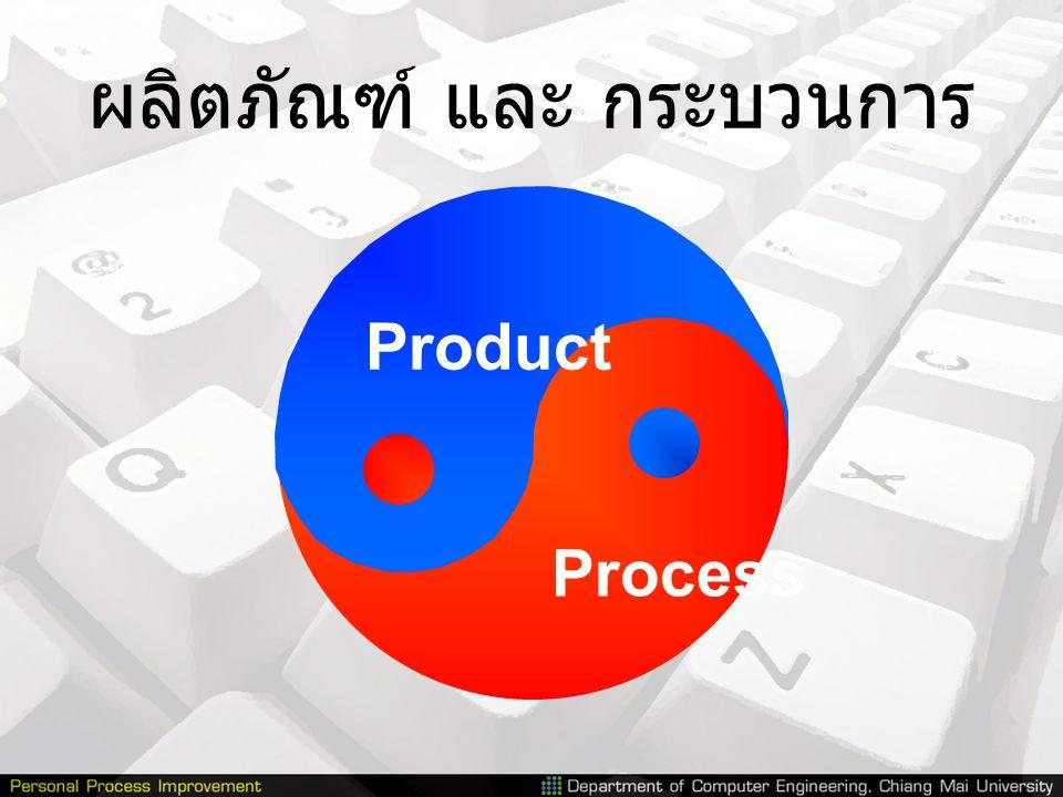 ผลิตภัณฑ์ และ กระบวนการ Product Process