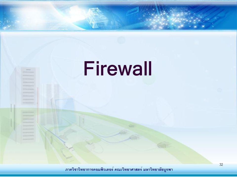 32 Firewall
