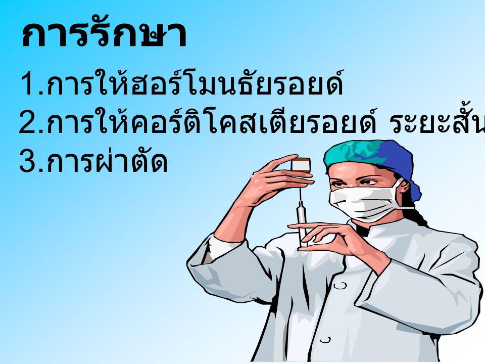 สาเหตุ * เชื้อแบคทีเรีย * เชื้อไวรัสหรือสเตร็ปโตคอคคัส * พันธุกรรมหรือจากร่างกายต้านระบบภุมิคุ้มกัน ของตนเอง การวินิจฉัย * จากอาการและอาการแสดง * การต