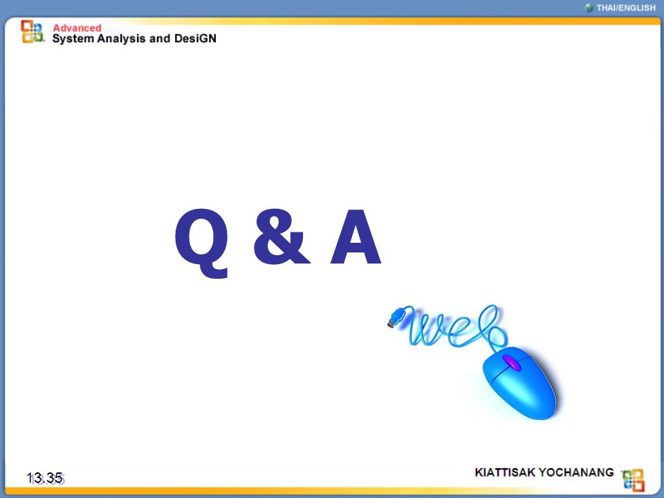 Q & A 13.35