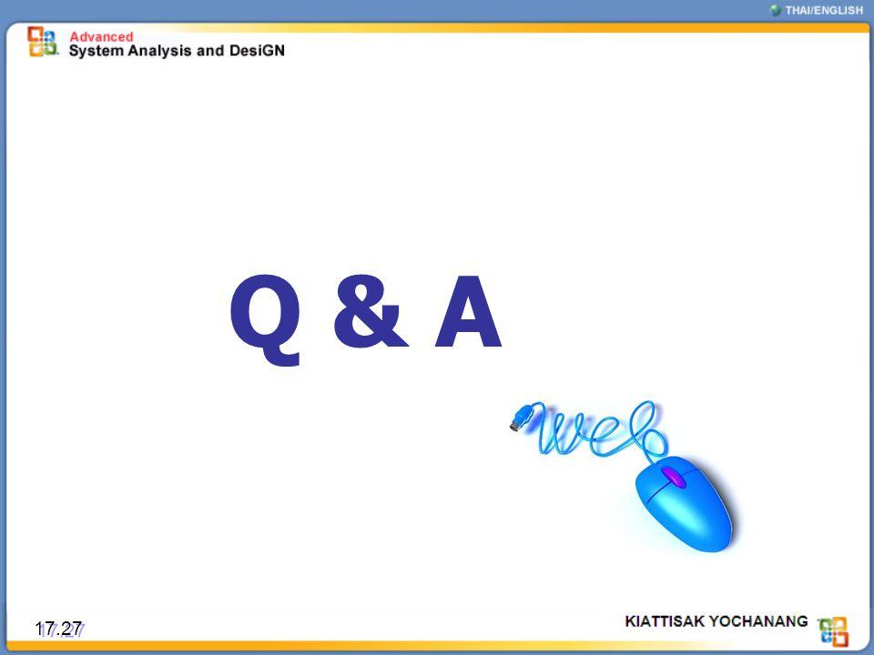 Q & A 17.27