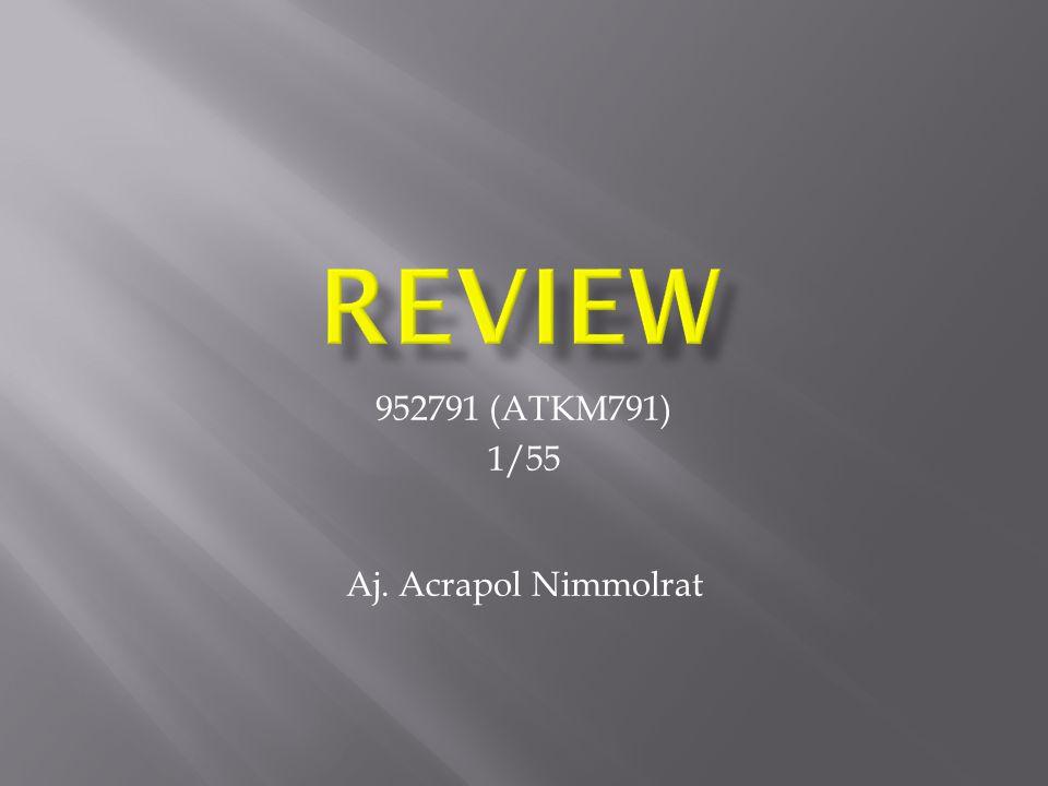 952791 (ATKM791) 1/55 Aj. Acrapol Nimmolrat
