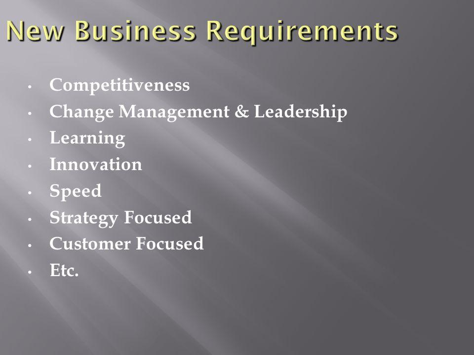 องค์กรบริหารแบบ ใหม่เน้น Knowledge Worker Hierarchy Structure Hierarchy Structure Plan-Focused Plan-Focused Top Down/Bottom up Process Top Down/Bottom up Process Command and Control Command and Control New Business Unit/Level/VP New Business Unit/Level/VP Spin Out Conduct Middle-Up-Down Strategy-Focused Flat (3 Levels) องค์กรบริหารแบบ เก่าเน้น Functional