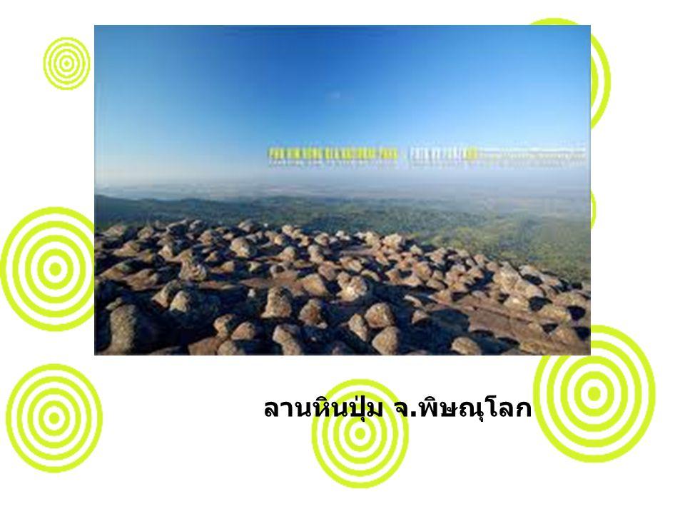 ลานหินปุ่ม จ. พิษณุโลก