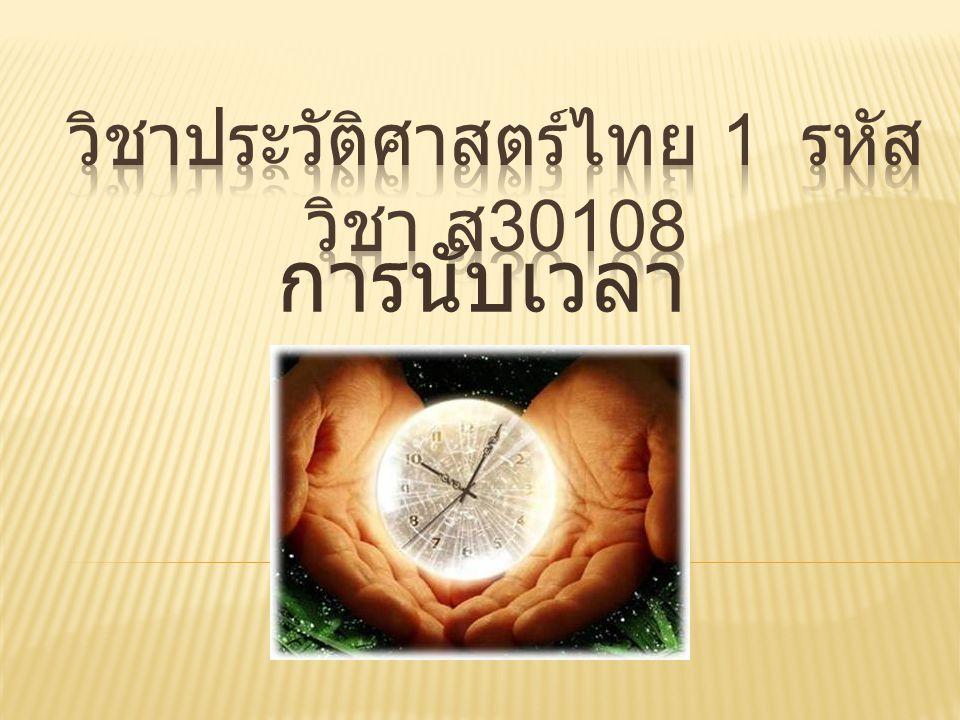 2.4 ปีนักษัตร นักษัตร เป็นชื่อบอกรอบเวลา 12 ปี ปี นักษัตรของไทยมีรูปสัตว์เป็นสัญลักษณ์ ประจำปีดังนี้