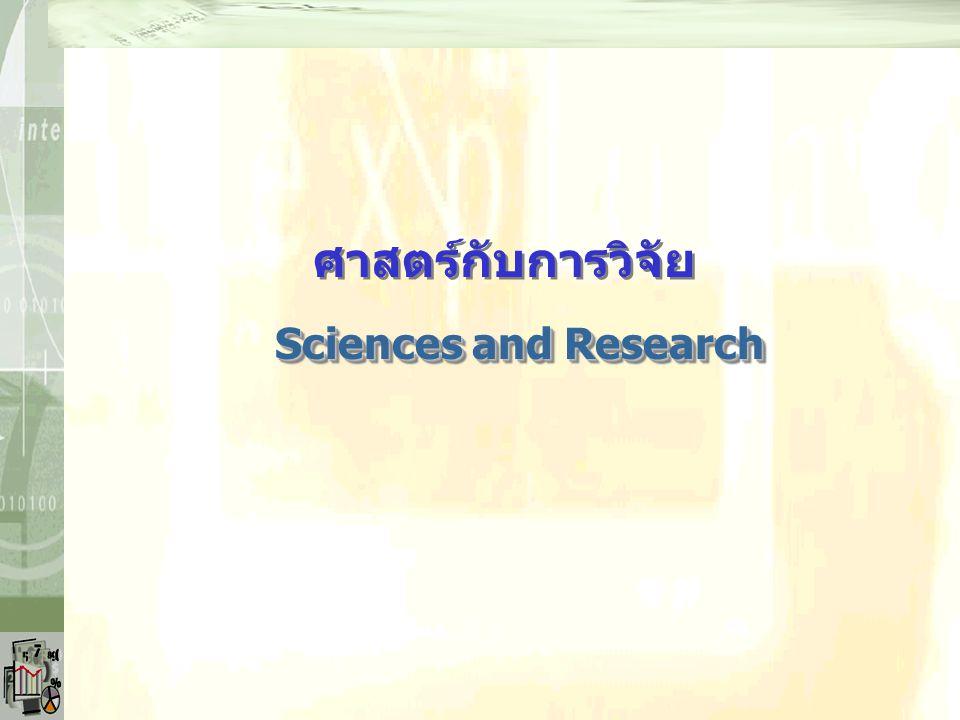 03762491 ระเบียบวิธีวิจัยทางธุรกิจ 03762491 ระเบียบวิธีวิจัยทางธุรกิจ เติมศักดิ์ สุขวิบูลย์ คณะวิทยาการจัดการ Research Methods in Business Research Me
