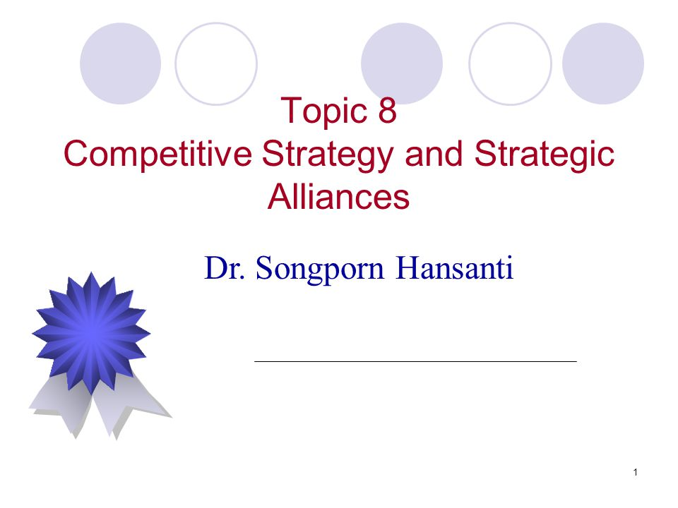 22 Types of Mergers Horizontal mergers  Between firms in same business activity  Rationale Economies of scale and scope Synergies (ex.