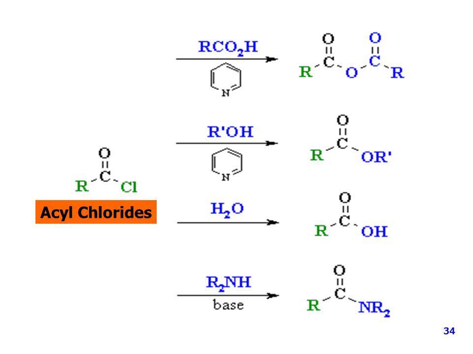 Acyl Chlorides 34