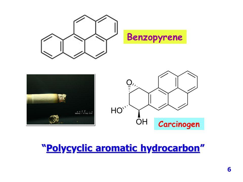 """Polycyclic aromatic hydrocarbon"" Carcinogen Benzopyrene 6"