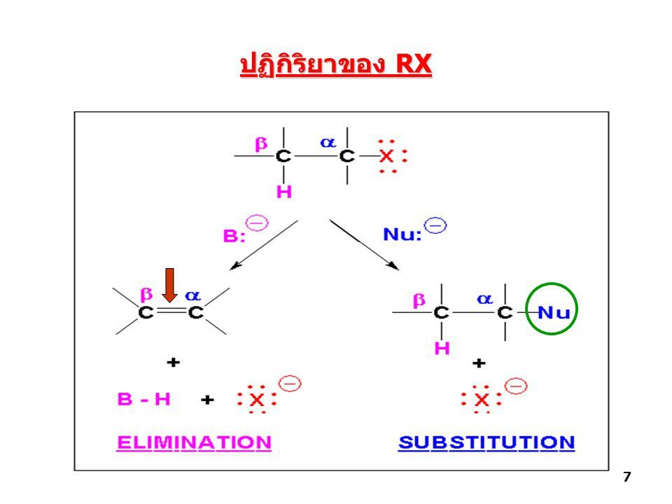 ปฏิกิริยาของ RX 7