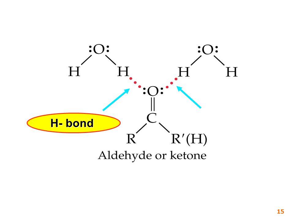 H- bond 15