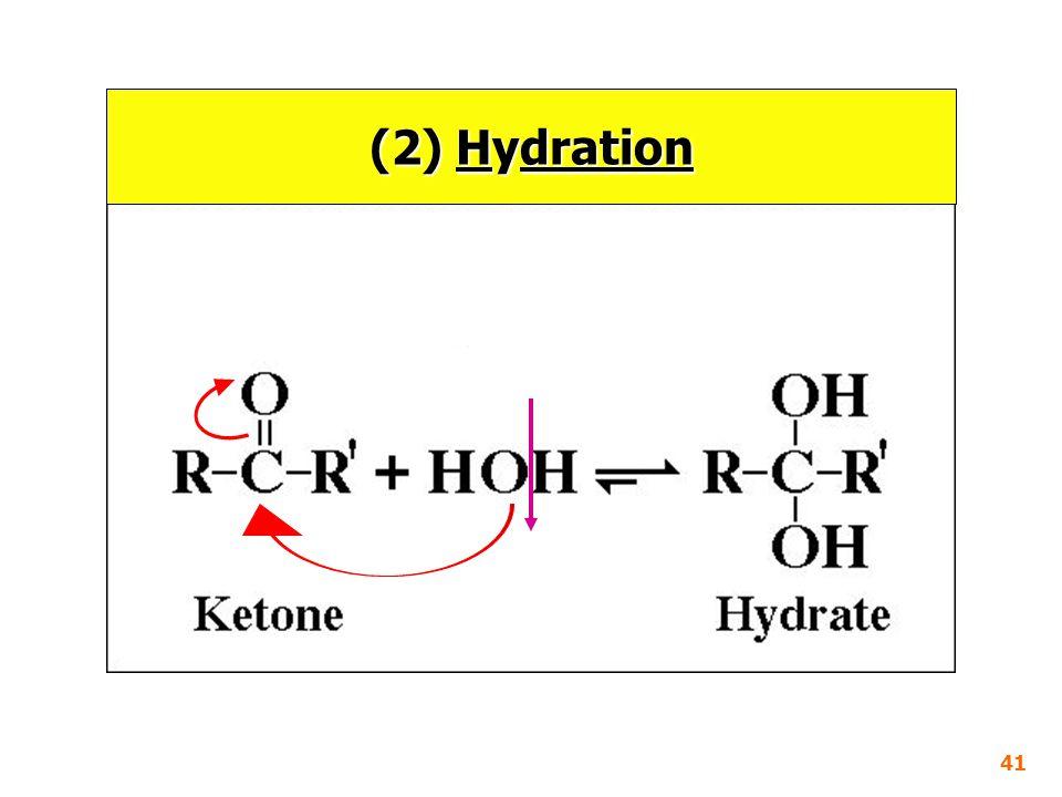 41 (2) Hydration