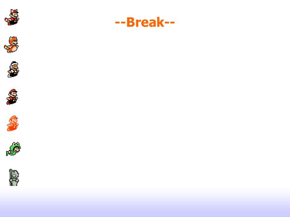 --Break--