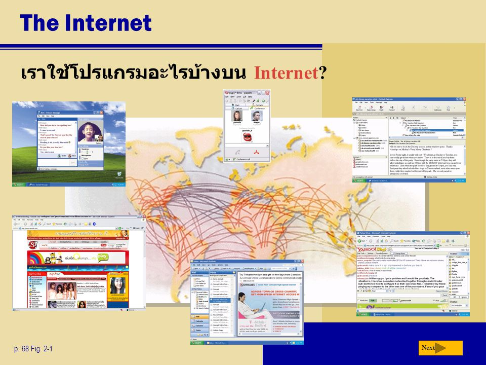 History of the Internet How did the Internet originate.