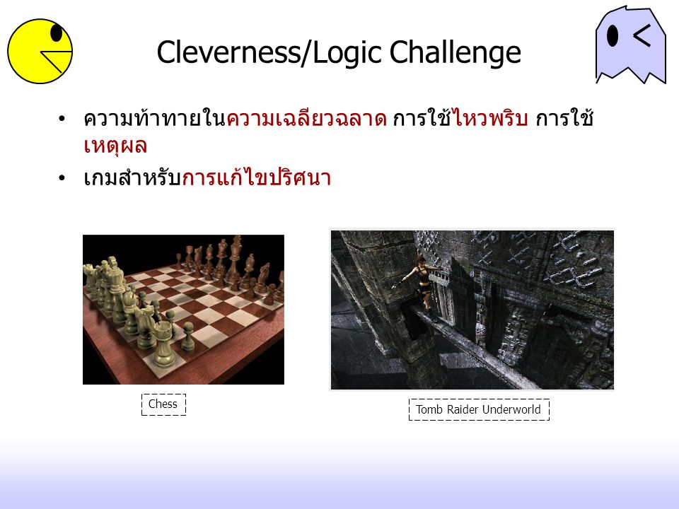 Different fun for Different folks They will likely select problems that they think they have a chance at solving.