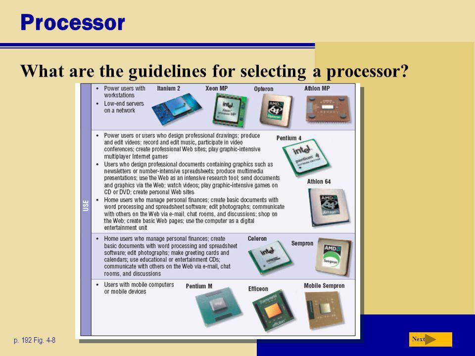 Printers What is a dot-matrix printer.p. 319 Fig.