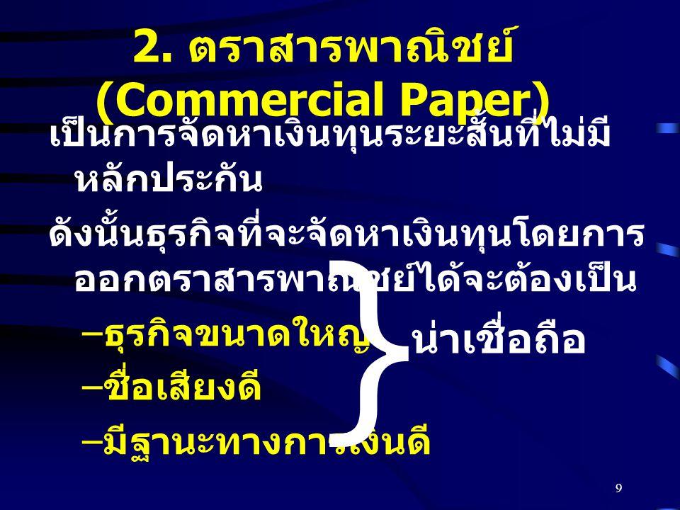 19 ข้อดีของการเช่า สินทรัพย์ 1.การเช่าทำให้ธุรกิจได้รับ เงินทุนเต็มจำนวน 2.