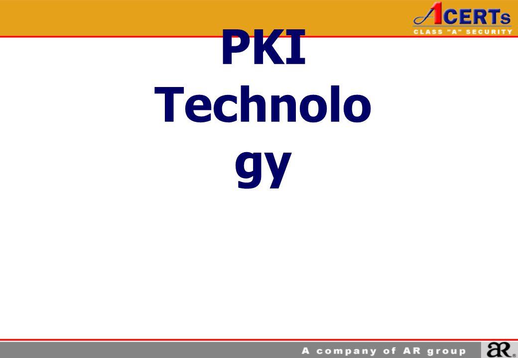 PKI Technolo gy