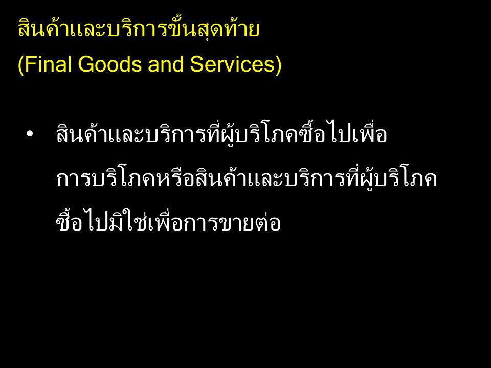 NNP at market price = GNP at market price - ค่าใช้จ่ายในการใช้ทุน (ค่าเสื่อมราคา) ค่าใช้จ่ายในการใช้ทุน หรือ ค่าเสื่อมราคาของ ทรัพย์สินถาวร คือ ค่าใช้จ่ายต่าง ๆ ที่สำรองไว้เป็น ค่าซ่อมแซม ค่าเสื่อมราคาและค่าทรัพย์สินเสียหาย หรือสูญหาย