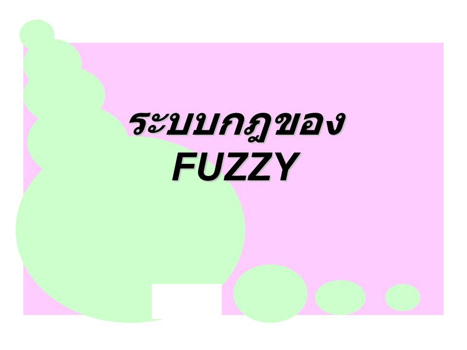 ตัวแปรภาษา FUZZY