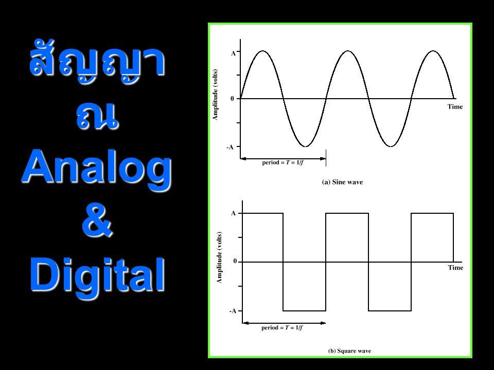 page 5 สัญญา ณ Analog & Digital