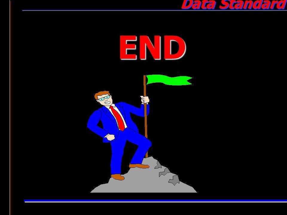Data Standard END