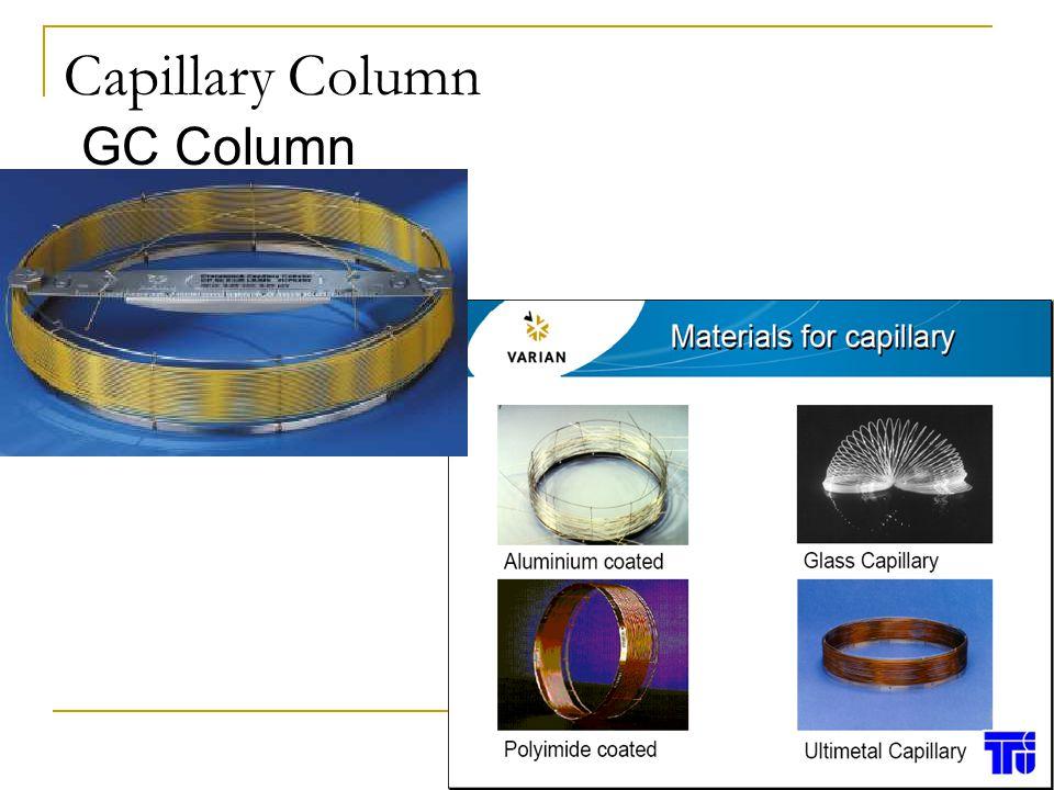 Capillary Column GC Column